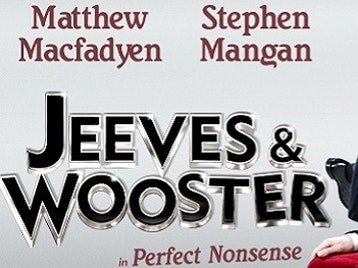 Ieeves & Wooster in Perfect Nonsense picture