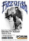 Flyer thumbnail for Live At The Forum: Fizzyfish