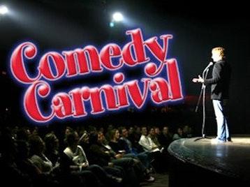 Comedy Carnival Leicester Square: Ian Stone, Steve Gribbin, Tom Deacon, Pete Jonas picture