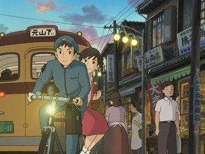 Film promo picture: From Up On Poppy Hill