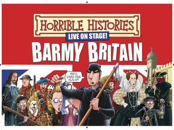 Barmy Britain Tour: Horrible Histories picture