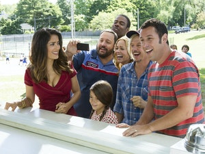 Film promo picture: Grown Ups 2