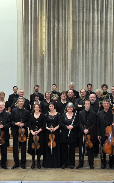 Academy Of St Martin In The Fields Tour Dates