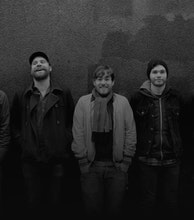 Frightened Rabbit artist photo