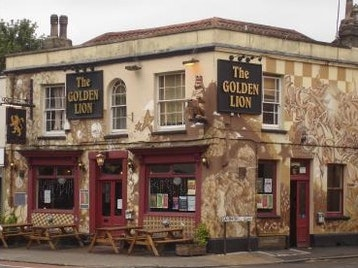 The Golden Lion venue photo