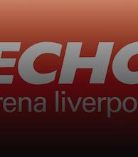 Liverpool Echo Arena artist photo
