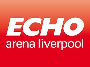 Liverpool Echo Arena venue photo