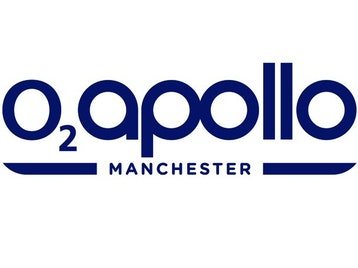 O2 Apollo Manchester picture