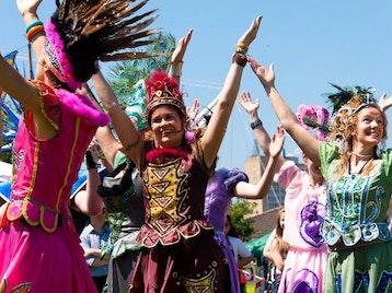 Cardiff Carnival 2013 picture
