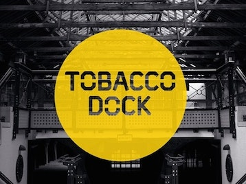Tobacco Dock venue photo