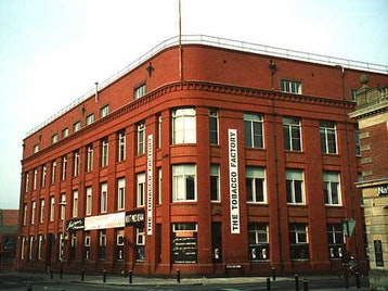Tobacco Factory venue photo