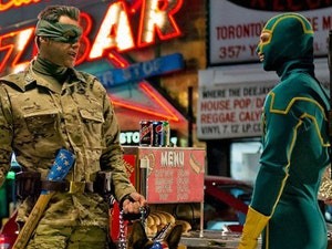 Film promo picture: Kick-Ass 2