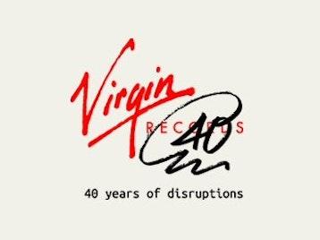 Virgin 40 Celebrations - 40 Years of Disruptions - Martyn Ware Presents: Heaven 17, Martyn Ware, Scritti Politti picture