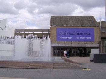 Queen Elizabeth Hall venue photo