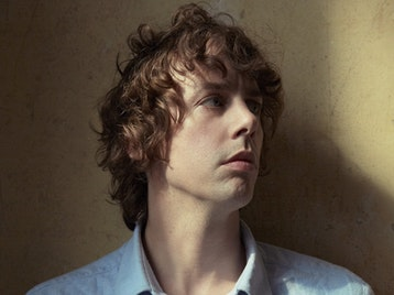 Johnny Borrell + Zazou picture