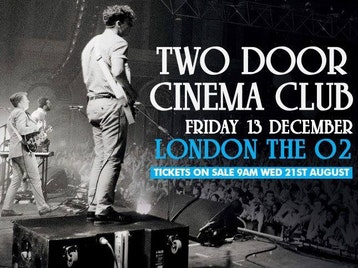 Two Door Cinema Club + Crystal Fighters picture