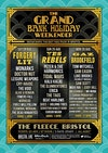 Flyer thumbnail for The Grand Bank Holiday Weekender