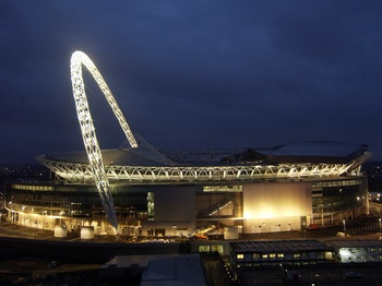 Wembley Stadium venue photo