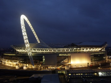Wembley Stadium venue photo