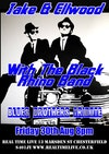 Flyer thumbnail for Blues Brothers Tribute Show: Jake & Elwood