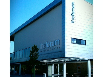 The Forum & The Attic (University Of Hertfordshire SU) venue photo