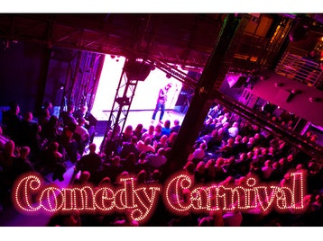 Comedy Carnival Leicester Square: Kerry Godliman, Jeff Innocent, Earl Okin, Pete Jonas picture