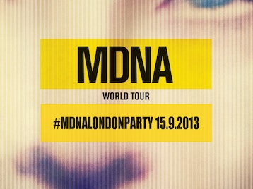 #mdnalondonparty picture