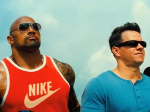 Film promo picture: Pain & Gain