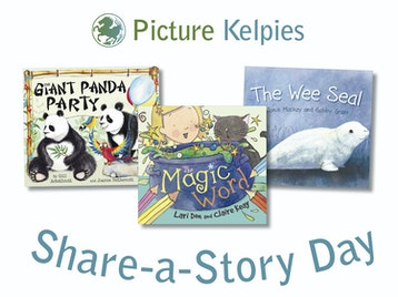 Picture Kelpies Share-a-Story Day picture