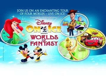 Worlds Of Fantasy: Disney On Ice picture