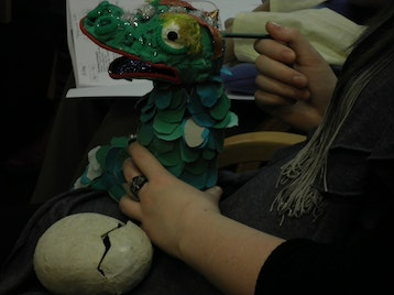 Making And Using Puppets In Storytelling: Sylvia Troon picture