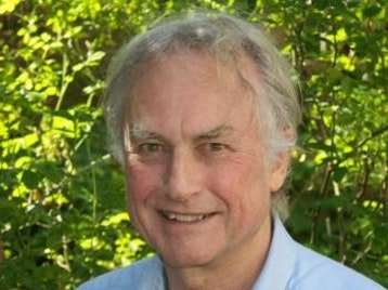 Richard Dawkins artist photo
