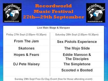 RecordworldMusicFestivals.co.uk picture