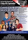 Flyer thumbnail for Funny Way To Be Comedy Club - Comedy Gala: Mark Watson, Matt Richardson, Tom Deacon, Eric Lampaert, Foil Arms & Hog, Nat Luurtsema