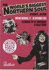 Flyer thumbnail for The World's Biggest Northern Soul Event...Ever