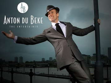 Ballroom To Broadway: Anton Du Beke picture