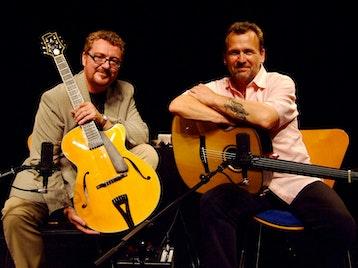 Martin Taylor + Martin Simpson picture