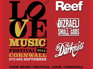 Looe Music Festival 2013 picture