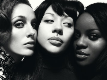 Mutya Keisha Siobhan artist photo