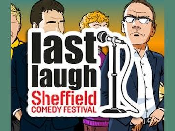 Picture for Last Laugh Sheffield Comedy Festival 2013