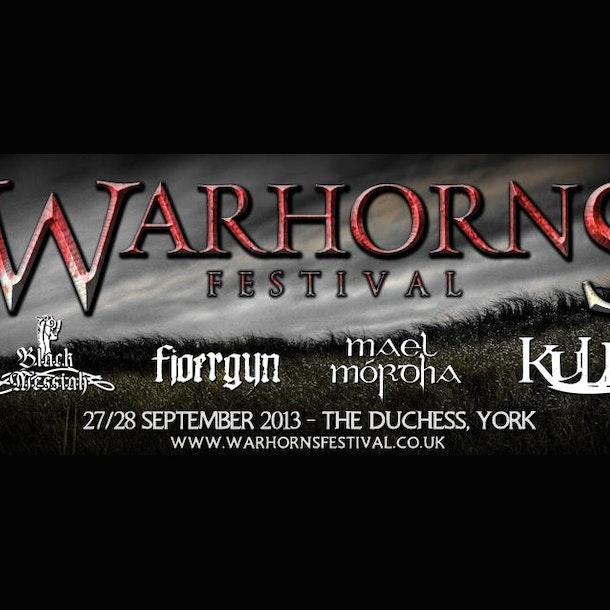 Warhorns Festival 2013