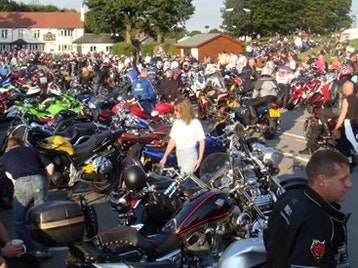 Squires Annual Bike Show Weekend  2013 picture