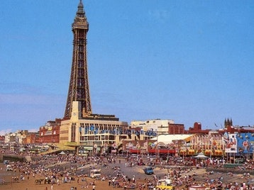 Blackpool Rock picture