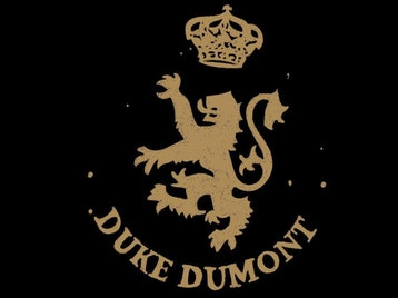 Duke Dumont artist photo