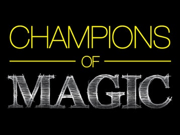 Champions Of Magic: Pete Firman, Ali Cook, David Penn, Edward Hilsum picture