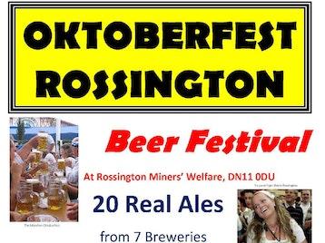 Rossington Oktoberfest picture