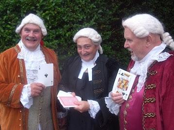 The Grand Duke : Christchurch Gilbert & Sullivan Society picture