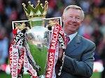 Sir Alex Ferguson artist photo