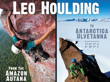 From The Amazon To Antarctica: Leo Houlding picture