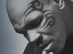 Mike Tyson artist photo